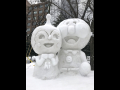 さっぽろ雪まつり市民雪像2018
